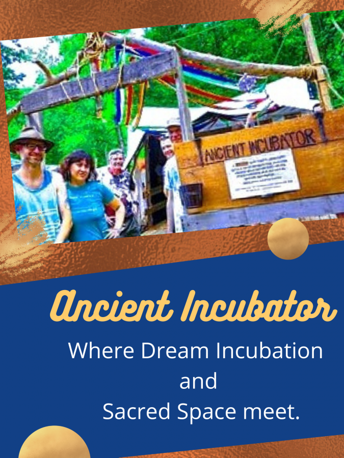 where dream incubation and sacred space meet
