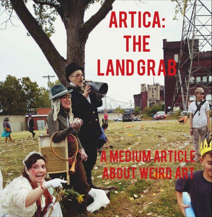 Artica --- the Landgrab