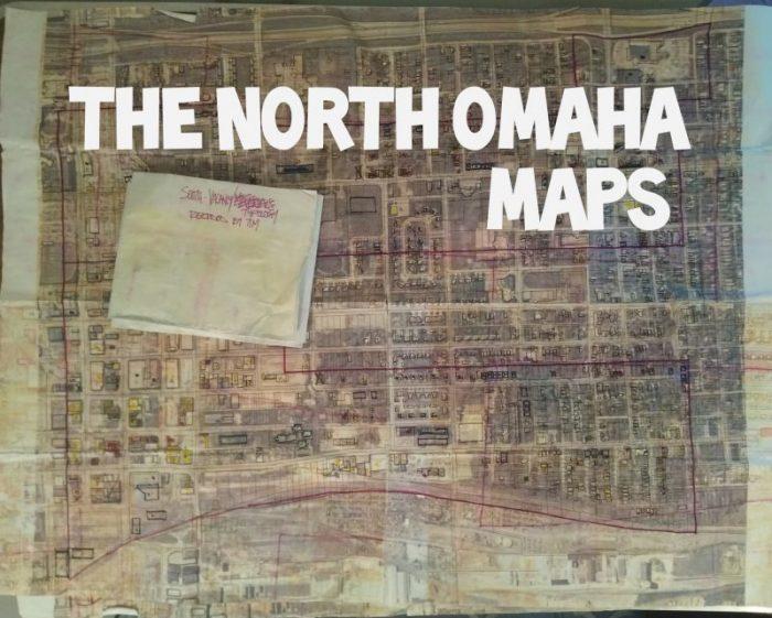 the north omaha maps