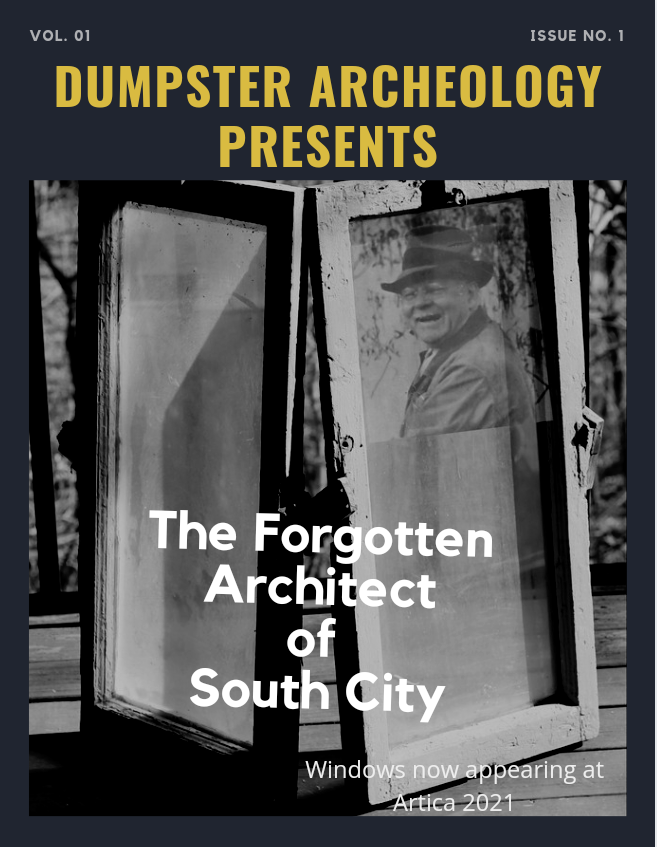 the Forgotten Architect of South St Louis digital magazine