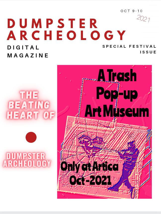 Artica 2021 digital magazine